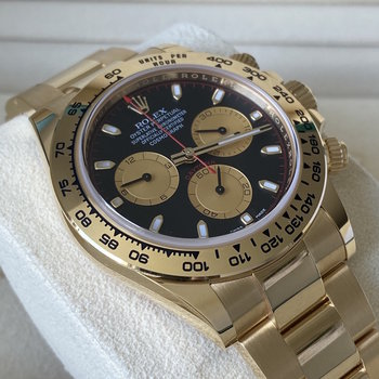 Rolex Daytona 116508 2021/04, EU, unworn, Paul Newman Dial, ungetragen