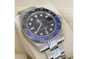 Rolex GMT-Master II Ref. 116710 BLNR 2016