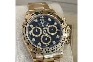 Rolex Daytona Ref.116508 2021 new diamond dial