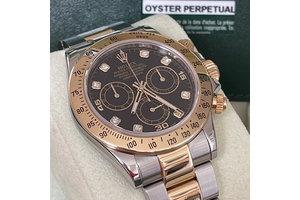 Rolex Daytona Ref.116523 LC100 Diamant