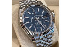 Rolex Sky-Dweller Ref. 326934 2021 jubilee