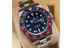 Rolex GMT-Master II Ref.126719BLRO 2021