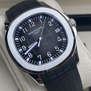 Patek Philippe Aquanaut 5167A-001 Eu, 2020, unworn, ungetragen, B&P + orig. sales invoice