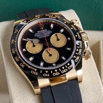Rolex Daytona 116518LN  2021, EU, new Card, Paul Newman, dial. Box&Papers, unworn