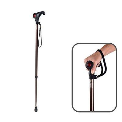Thuasne Wandelstok Soft Grip - De meest luxe wandelstok!