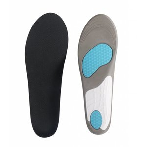 GO Medical Heel Spur Insoles - Plantar Fasciitis and Heel Spur Insoles