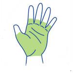 Handstütze oder Handschiene kaufen? Große Auswahl an Online-Handorthesen!