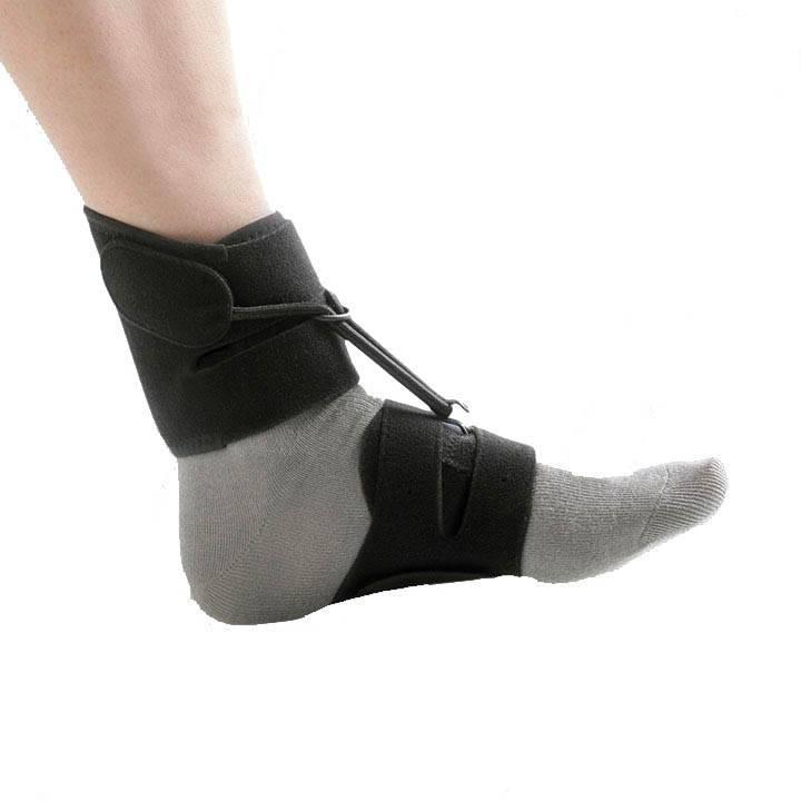 Orliman Boxia klapvoet orthese vs. de Össur Foot-up klapvoetbrace