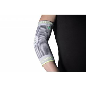 CARE Elbow brace with massaging silicone pad