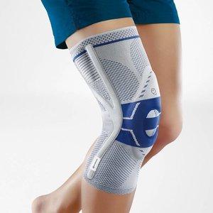 Bauerfeind Knieorthese Genutrain P3 zur optimalen Führung der Kniescheibe