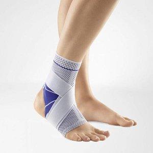 Bauerfeind Malleotrain S Open Heel Ankle Brace - Titan