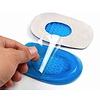 GO Medical dünne Gelabsätze (5 mm)