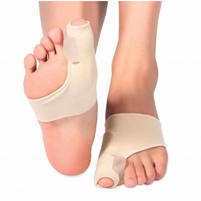 GO Medical Hallux valgus forefoot sock with bunion protector