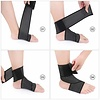 GO Medical Ankle bandage Wrap Around