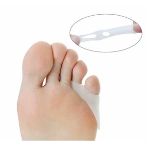 GO Medical Bunionette beschermer met tenenspreider
