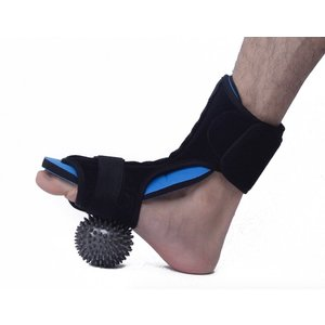 GO Medical Night splint Heel track + free instep pad for extra comfort
