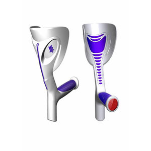 Thuasne Globetrotter Plus Stools - Per pair