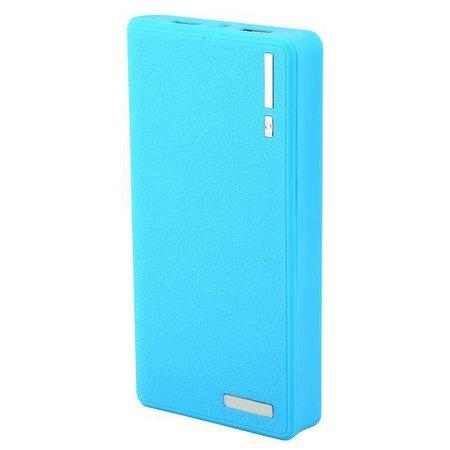 Hoge capaciteit Powerbank 20000 mAh - Blauw