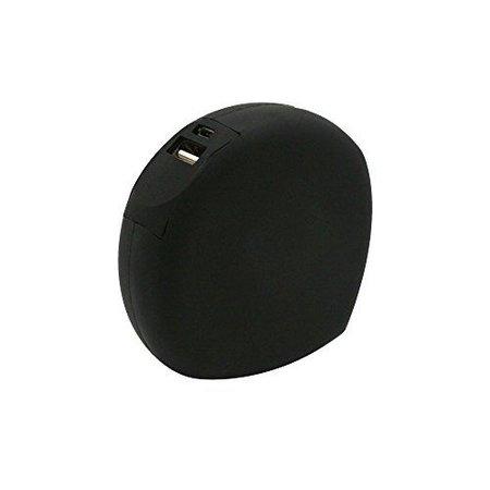 Zwarte Alien Emoji Powerbank 3600 mAh