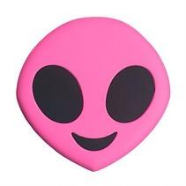 Roze Alien Emoji Powerbank 3600 mAh