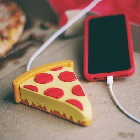 Pizza Emoji Powerbank 5500 mAh