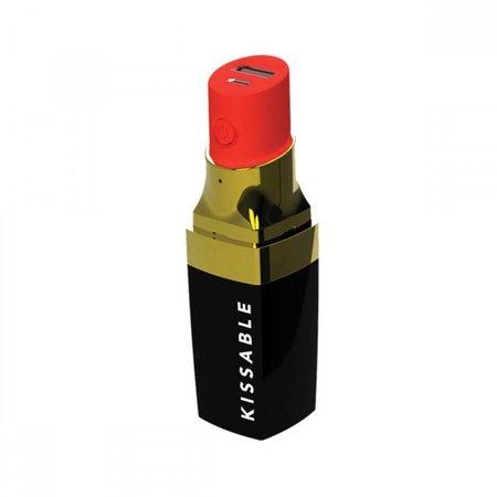 Lippenstift Powerbank 2600 mAh