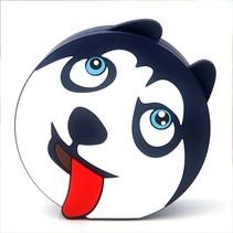 Husky Hond Emoji Powerbank 5500 mAh