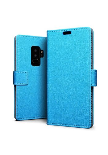 Just in Case Samsung Galaxy S9 Wallet Case (Blauw)