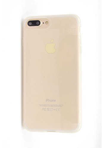 Vcase Transparant Siliconenhoesje iPhone 7/8 Plus
