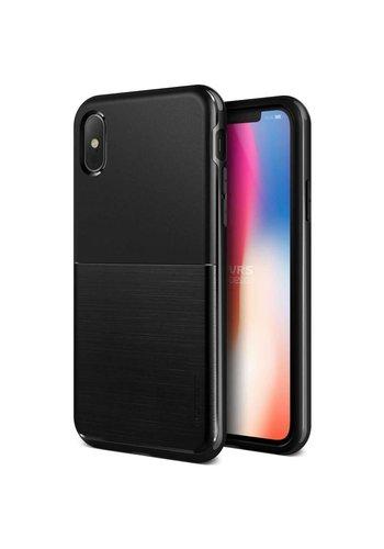 VRS Design Pro Shield Zwart Backcase iPhone X