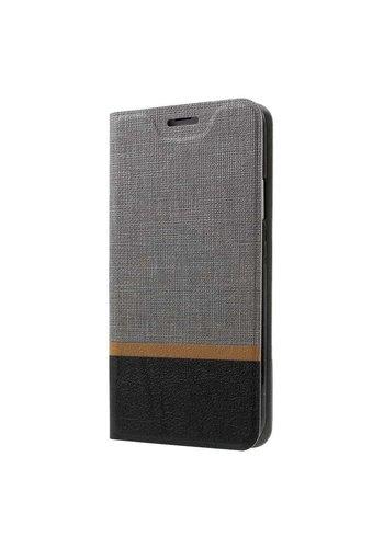 Just in Case Bookcase Grijs iPhone X