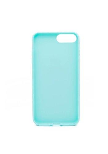 Vcase Groen Siliconenhoesje iPhone 7/8 Plus