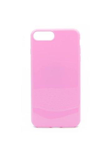 Vcase Roze Siliconenhoesje iPhone 7/8 Plus
