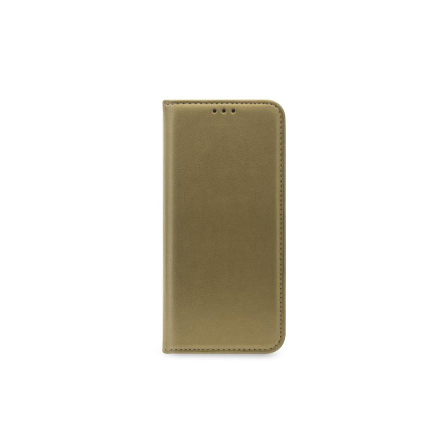TPU Bookcase Voor Galaxy S9 Plus (Goud)