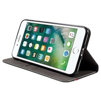 Just in Case Bookcase Red Striping voor iPhone 7/8 Plus