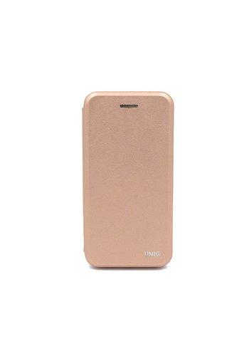 UNIQ Bookcase Rose Gold iPhone 7/8