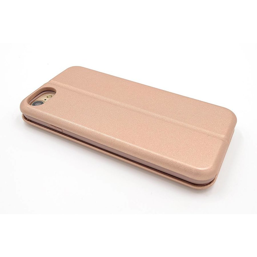 UNIQ Bookcase Rose Gold voor iPhone 7/8