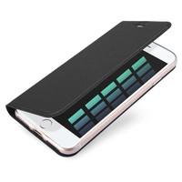 DUX DUCIS  Bookcase Zwart voor iPhone 7/8