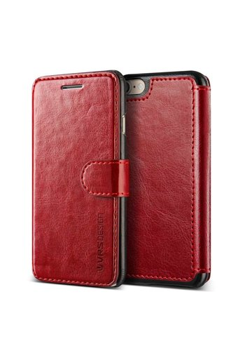 VRS Design Layered Dandy Rood iPhone 7/8