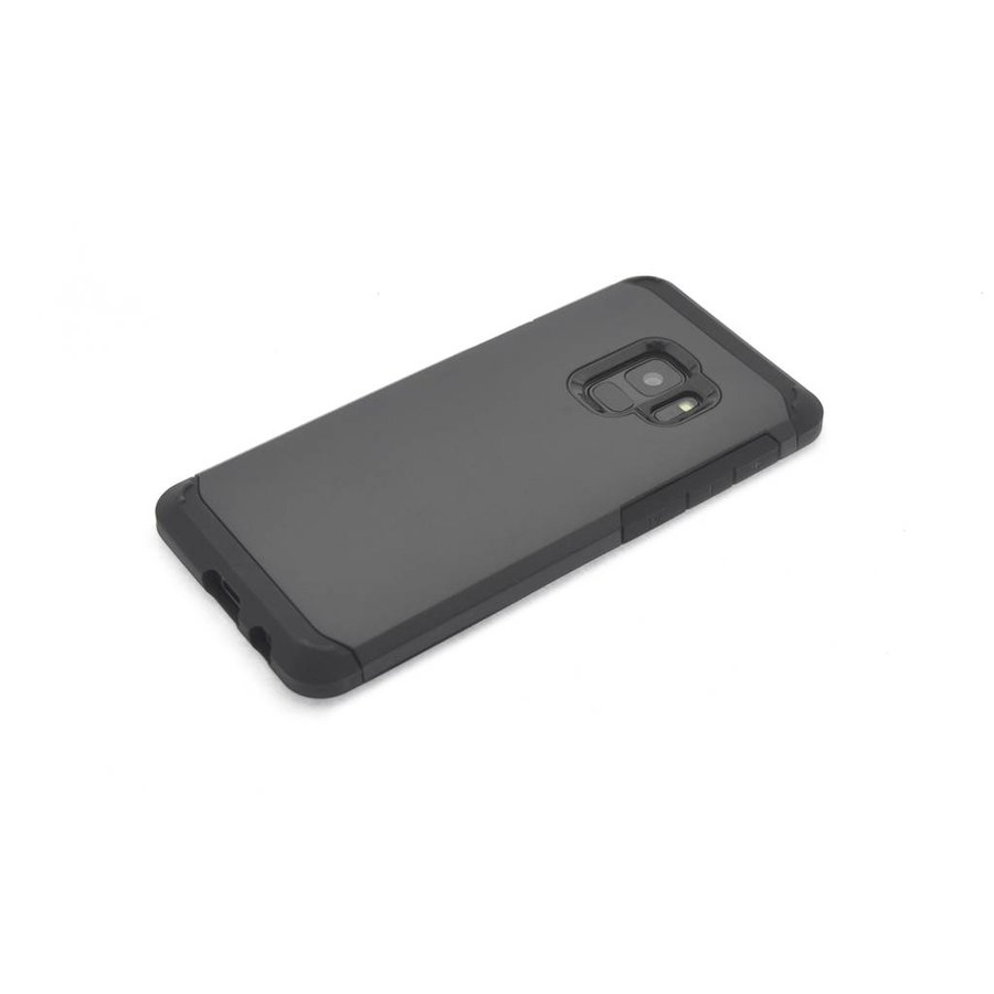 Backcase hoesje voor Samsung Galaxy S9 (Zwart)