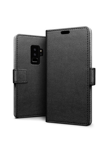 Just in Case Bookcase Zwart Samsung Galaxy S9