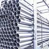 Tubes en acier galvanisé 1680 mm pour racks mobiles