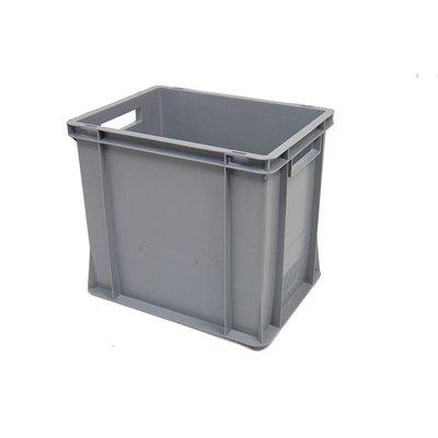 Bac en plastique norme Europe de dimensions 400x300x360mm