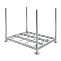 Rack de stockage mobile 1545x1180x310mm - simple