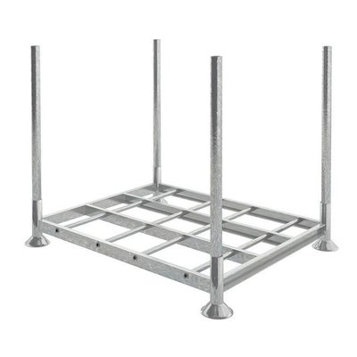 Rack de stockage mobile 1545x1180x310mm - simple
