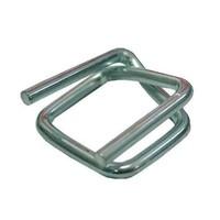 Boucles métalliques, CB8, pour bande de cerclage - 25mm