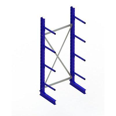 Porte à faux avec 4 bras de support 1000x500x2500 mm