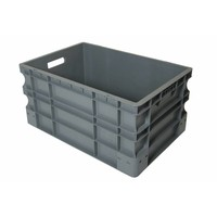 Bac plastique alimentaire norme Europe 600x400x290mm - PP