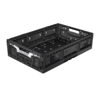 Polymer Logistics Bac plastique pliable 600x400x145