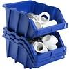 Bac à bec empilable et emboîtable 420x265x178 mm